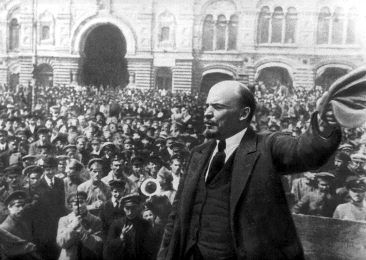 Часть №2/3 Октябрьская революция 1917г.