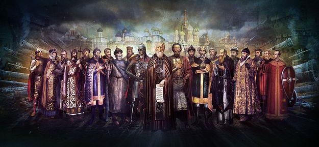 Период №4:  Смерть Ивана Грозного – Смута – Первые Романовы.