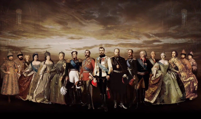 Период №5:  Романовы. Часть №4/5 Александр II — Александр III —  Николай II