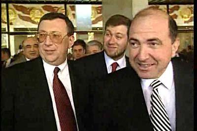 Часть №5/9 Путин и олигархи. Первый и второй срок Путина. 2000-2008