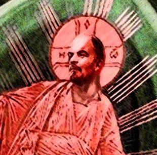 Лирическое отступление №2. Ленин – новый Иисус Христос