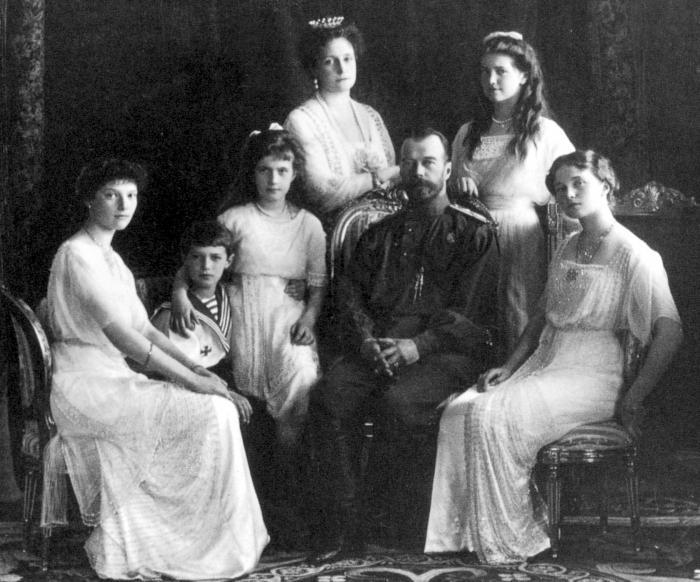 Период №5:  Романовы. Часть №5/5 Николай II
