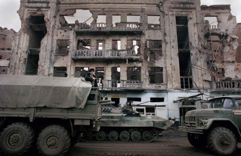 Часть №4/9 Операция преемник. Путин. Вторая чеченская война.